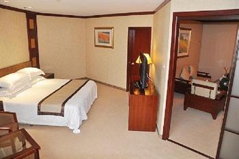 上海新东亚酒店豪华套房