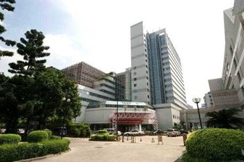 福建西湖宾馆(福州)宾馆外观