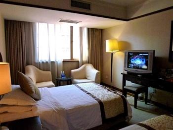 北京红墙酒店标准间(大床)