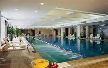 北京亚洲大酒店游泳池