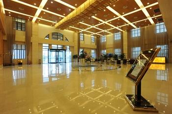 南京中兴和泰酒店大堂