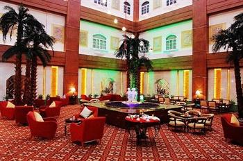 上海中福大酒店大堂吧(自助餐)