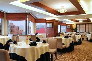 上海城市酒店餐厅