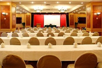 上海明珠大饭店明珠厅