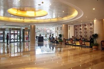 北京紫玉饭店大堂