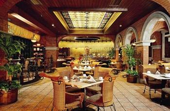 北京亚洲大酒店樱桃园咖啡厅