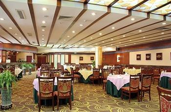 北京西郊宾馆西园海鲜酒楼