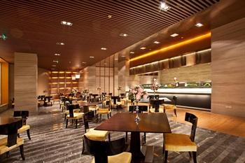 上海绿瘦酒店(原富建酒店)日式餐厅