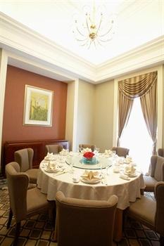 上海汾阳花园酒店餐厅