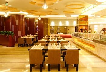 北京师范大学国际学术交流中心(京师大厦)兼味轩自助餐区