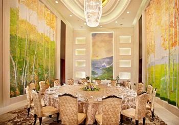 上海绿瘦酒店(原富建酒店)餐饮豪包房