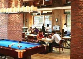 上海贝尔特酒店餐厅