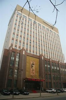 郑州格瑞芙精品酒店外观图片