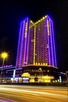 武汉未来城大酒店酒店外观图片
