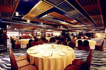 深圳大梅沙芭堤雅酒店中餐宴会厅