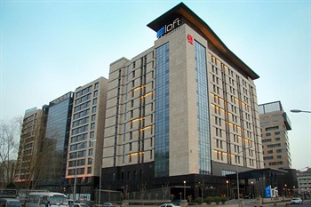 北京海淀雅乐轩酒店酒店外观图片