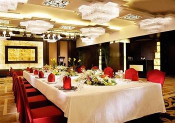 北京中关村皇冠假日酒店西餐厅