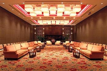 天津万丽泰达酒店宴会厅