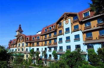深圳东部华侨城黑森林酒店外观图片