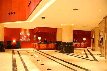 上海光大会展中心国际大酒店大堂