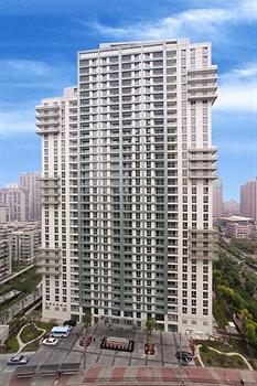 上海鼎园瑞峰公寓酒店酒店外观图片