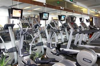 北京亚奥国际酒店健身房