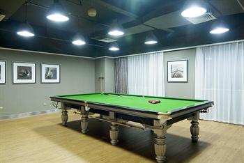 深圳怡景湾大酒店桌球室