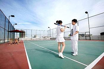 天津赛象酒店网球场