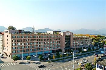 杭州索菲特西湖大酒店酒店外观图片