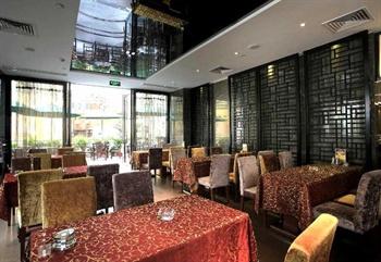 深圳鹏威酒店西餐厅