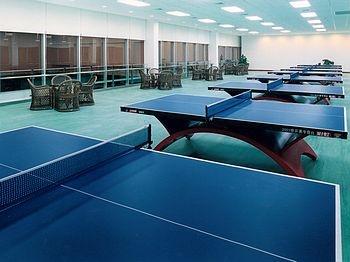 上海华凯华美达广场酒店乒乓球室