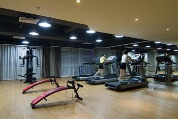 深圳怡景湾大酒店健身房