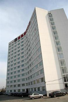 北京亚奥国际酒店外观