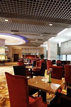 北京广电国际酒店咖啡厅