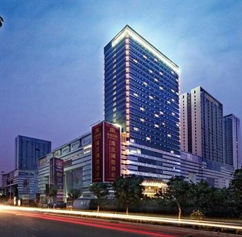 广州珠江国际酒店酒店外观图片