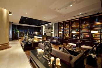 上海中星君亭酒店大堂