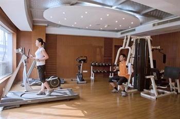 南京天丰大酒店健身房