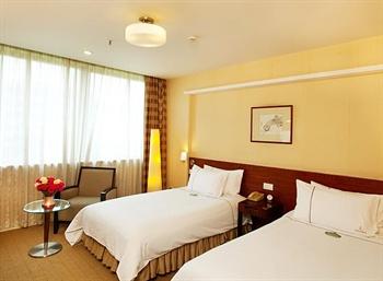 广州流花宾馆标准双人房