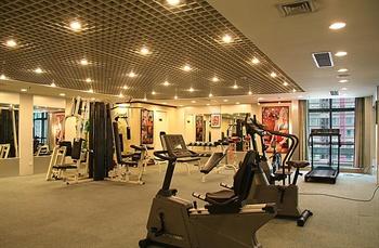 深圳维景酒店健身房