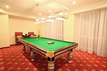 北京万方苑国际酒店桌球室