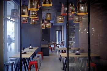 北京贝尔特酒店餐厅