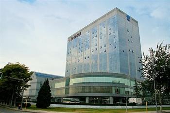 北京锦江富园大酒店酒店外观图片