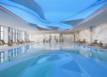杭州武林万怡酒店室内游泳池