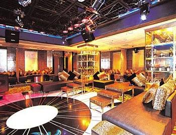 上海建国宾馆Lanhua 俱乐部