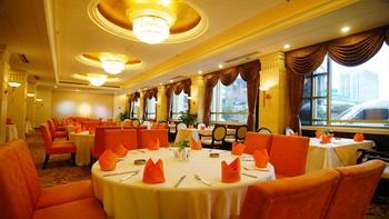 上海锦荣国际大酒店咖啡厅