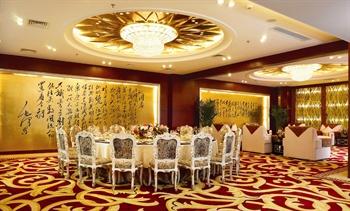 重庆阳光五洲大酒店餐饮之贵宾1号包房