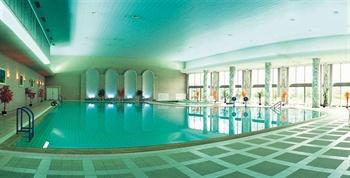 上海西郊宾馆室内游泳馆