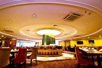上海通茂大酒店咖啡厅