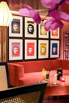 西安豪华美居人民大厦哈瓦那酒吧
