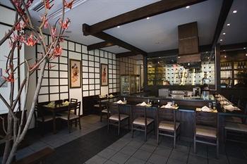 北京锦江富园大酒店怀石日餐厅